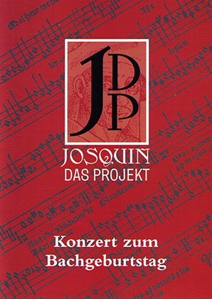 14. Projektkonzert - Zum Bachgeburtstag | 2008