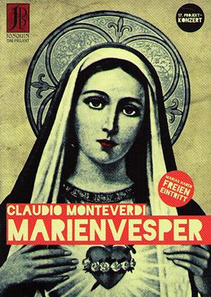 17. Projektkonzert - Marienvesper | 2009
