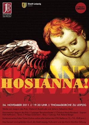 21. Projektkonzert - Hosianna! | 2011
