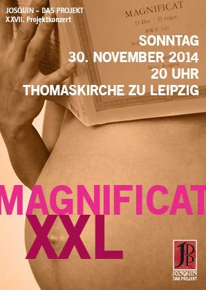 27. Projektkonzert - Magnificat XXL | 2014