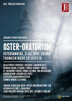 30. Projektkonzert - Oster-Oratorium | 2016