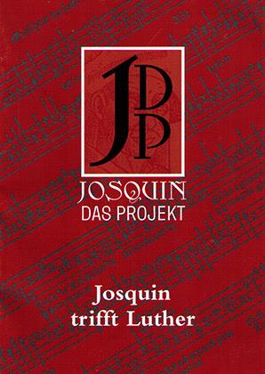 5. Projektkonzert - Josquin trifft Luther | 2005