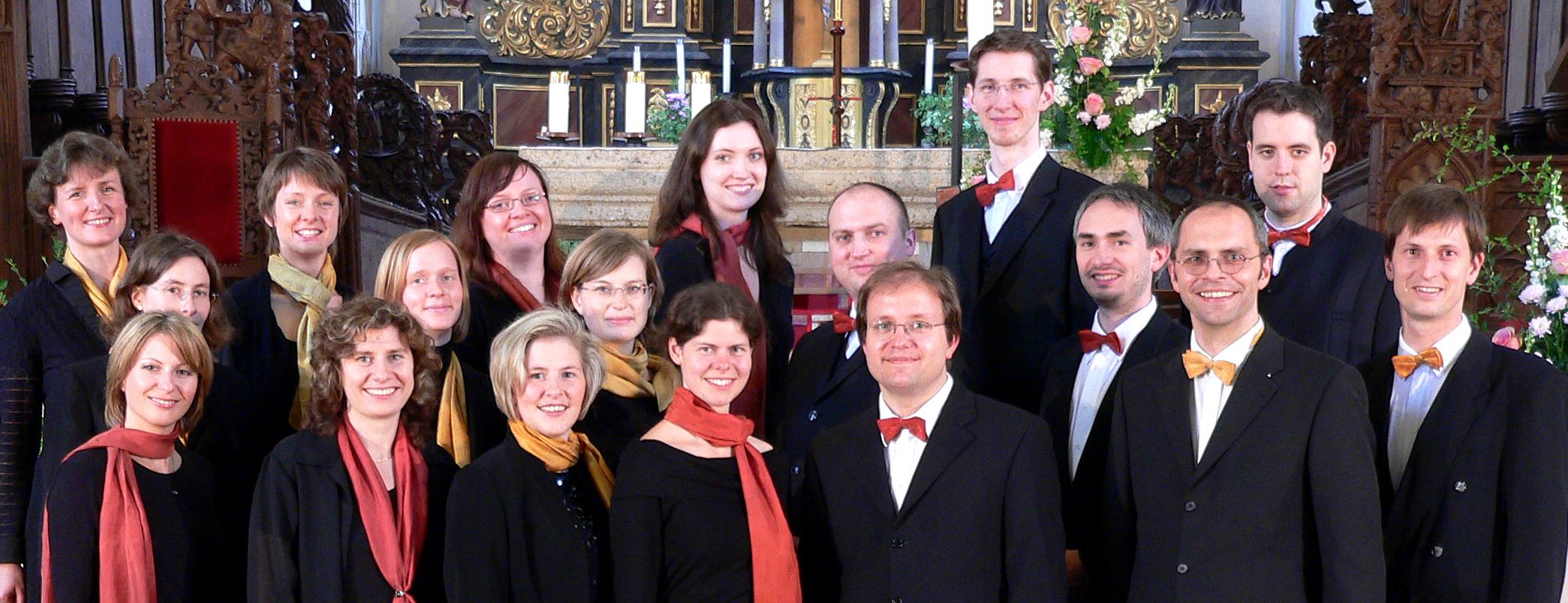 Kammerchor Michaelstein (2005, 2012)
