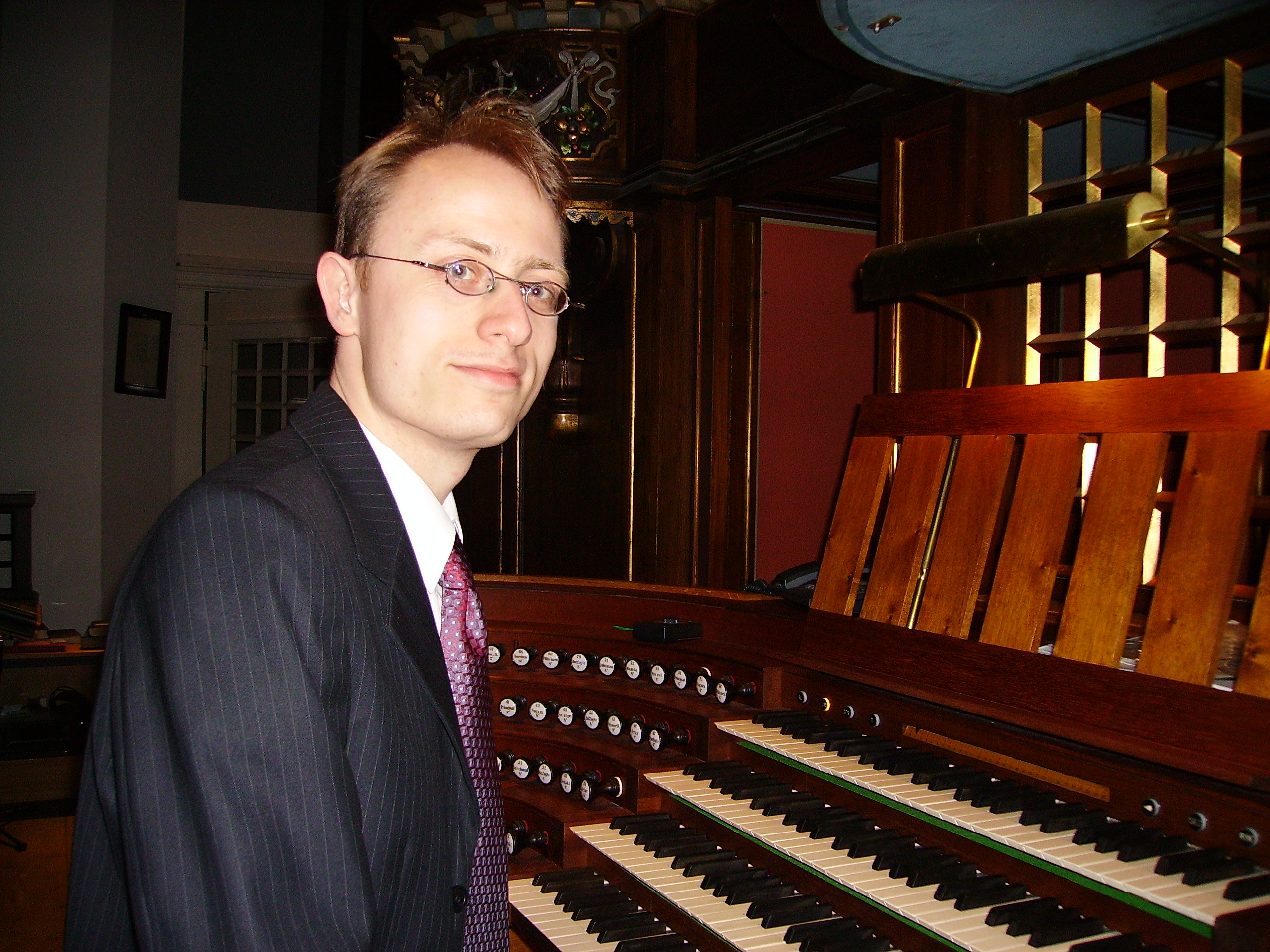 David Schlaffke (2007/2008)