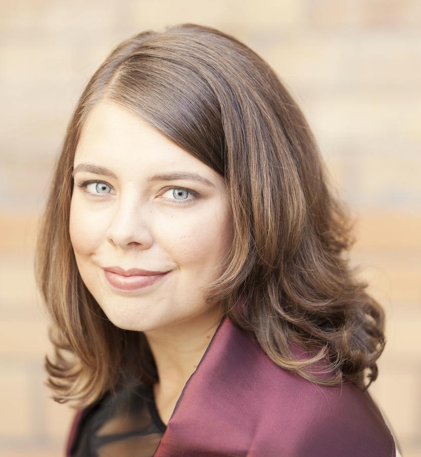Anja Pöche (geb. Lipfert), Sopran (2005/2009/2010/2016)