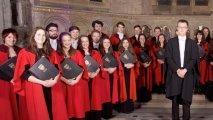 St Salvator's Chapel Choir (2016)
