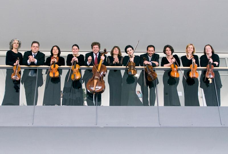 Leipziger Barockorchester (2009/2010/2011/2012/2013/2014/2016)