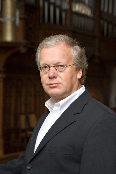 Thomasorganist Ullrich Böhme (2004)